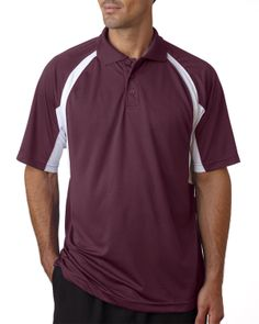 Badger Hook Polo – Buy wholesale badger b-dry hook polo at Gotapparel.com.