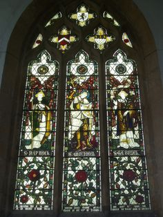 Early Kempe Window, Car Colston