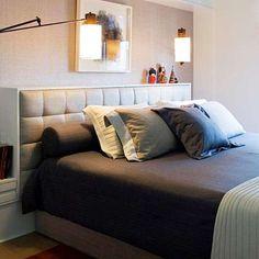 Os 10 mandamentos para decorar quartos pequenos