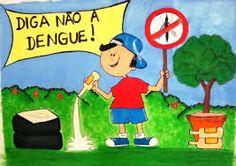 Resultado de imagem para paineis de combate a dengue