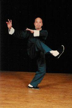 Tai chi chuan - The original yang style : Master Chu King Hung -http://corpsetmouvement.free.fr/ecole.htm
