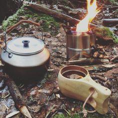 Woodgas stove - loving it!