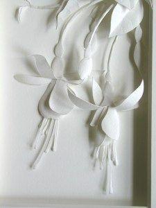 Les sculptures de papier de Cheong-ah Hwang « Nathalie Boutté – Paper art