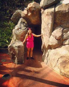 The wilderness must be explored CAWCAW RAWR.  #californiaadventurepark #grizzlypeak #disneyland #disneyland60 #disney60 #disneygram #disneymagic #wildernessexplorer #redwoodcreekchallengetrail #montanatravels #embracethewanderlust #adventureisoutthere by montana_in_wanderlust