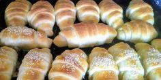 Slané – sladké rožky Hot Dog Buns, Hot Dogs, Hamburger, Treats, Sweet, Food, Sweet Like Candy, Candy, Goodies