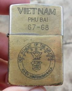 Original Vietnam Zippo 1967 US Army WOW very race , vietnam war , U.S army (12/30/2011)