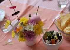 fiori e caramelle