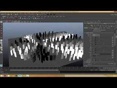 XGen (Autodesk Maya) - Part 12 - XGen Expressions - YouTube