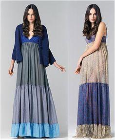 long casual dress - Google Search