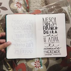 MARQUESTALITA Brush Lettering, Lettering Design, Mini Texto, Some Good Quotes, Motivational Quotes, Inspirational Quotes, Cute Words, Letter I, Little Books