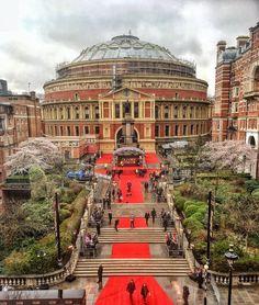 Royal Albert Hall, London.-