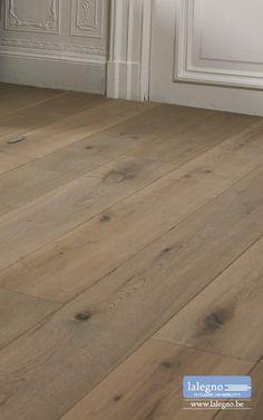 Woonkamer living room salon Wohnzimmer Lalegno Parket - Plankenvloer – Vloer…