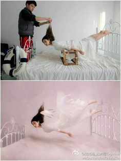 Photography tips and tricks levitation 57 new Ideas Bath Photography, Levitation Photography, Surrealism Photography, Photoshop Photography, Background For Photography, Photography Photos, Creative Photography, Amazing Photography, Dental Photography