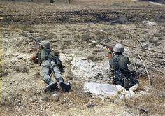 FILE - In this file photo dated July 25, 1974, Turkish troops in position on the frontline some 500 yards form the outer perimeter and 400 yards from Greek position at the Nicosia Airport, Cyprus. (AP Photo/Max Nash, FILE) ▼12May2014AP Court orders Turkey to pay Cyprus over invasion http://bigstory.ap.org/article/court-orders-turkey-pay-cyprus-over-invasion #Nicosia