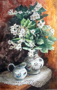 Celal Günaydin WATERCOLOR