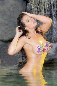 Valentine nude Victoria james