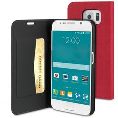 Funda Samsung Galaxy S6 Muvit Wallet Folio Rosa 14,99 €