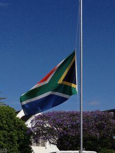 flag half mast days