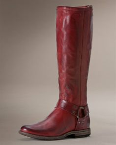 Phillip Harness Tall - View All Women's Boots - Western Boots, Riding Boots & More - The Frye Company