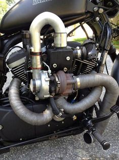 Turbo Harley