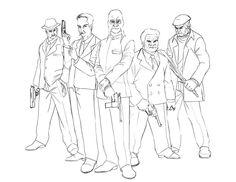 The Villains. The Ja