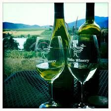 Tildio Winery in Lake Chelan, WA