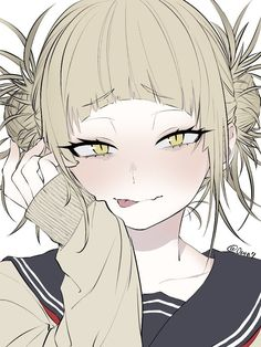 Himiko Toga - Boku no Hero Academia Animes Yandere, Yandere Anime, Otaku Anime, Kawaii Anime Girl, Anime Art Girl, Hero Academia Characters, Anime Characters, Anime Shop, Himiko Toga