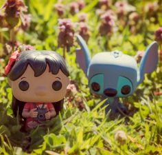 Lilo and Stitch Funko Pop Dolls, Funko Pop Figures, Pop Vinyl Figures, Disney Pixar, Disney Pop, Best Funko Pop, Legos, Pop Figurine, Funk Pop