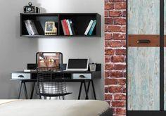 Εταζέρα γραφείου Galaxy 58014 Corner Desk, Bookcase, Shelves, Furniture, Home Decor, Corner Table, Shelving, Decoration Home, Room Decor