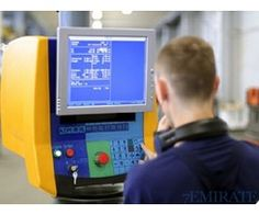 Urgently Required CNC Punching Machine Operator in Sharjah