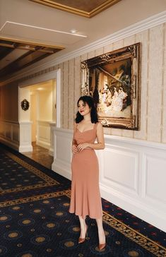 Blair Waldorf Gossip Girl, Woman Style, Girl Style, My Style, Gossip Girl Fashion, Orange Dress, Summer Dresses For Women, Fashion Outfits, Womens Fashion
