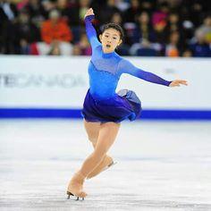 Yuka Nagai - 2015 Skate Canada International