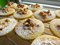 Katia au pays des merveilles: Biscuits nid-d'abeilles