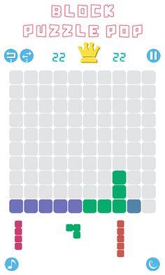 Descarga gratuita del juego Rompecabezas de bloque: Explosión  para Android. Consigue la versión completa de la aplicación apk de Block puzzle pop para tabletas y teléfonos Android.