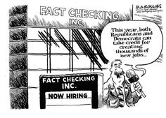 Campaign fact checking