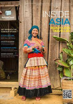 Backyard Travel - Inside Asia - Roads Less Travelled - November 2014  www.thetravelspark.com