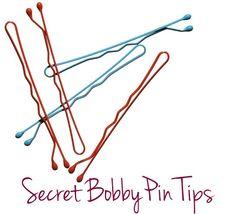 Bobby Pin Tips