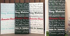 BACK BY POPULAR DEMAND! Remember Christ – Stunning Christmas Rules Board! GUARANTEED ships within THREE days!