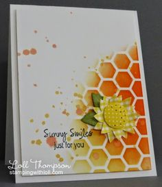 Stamping with Loll: Sunny Smiles for You!