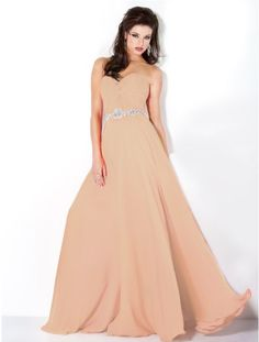 A-line Sweetheart Prom dress 2012