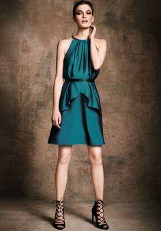 Dress: feminine and sophisticated