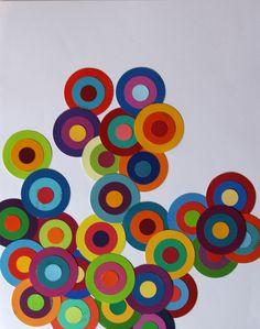 the3Rsblog 04 Paint Chip Art Circles 02