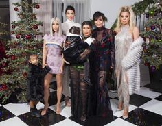 Kim Kardashian 12/24/17