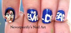 The Evil Dead Nails