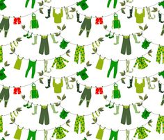 vo_aka_virginiao's shop on Spoonflower: fabric, wallpaper and wall decals