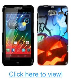 Motorola Droid Razr M Halloween Night Sky Phone Case Cover #Motorola #Droid #Razr #M #Halloween #Night #Sky #Phone #Case #Cover