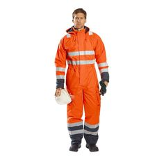 SKU: s 775 Amber Marine suit winter padded antistatic, chemo-resistant, flame-retardant offshore Bizflame Multi Portwest - Overalls Work - Workwear and Protective Ski Suit Mens, Fishing Suit, Hi Vis Workwear, Insulated Coveralls, Nylons, Down Suit, Work Wear, Moda Masculina, Overalls