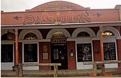 Nose Kate S Saloon In Tombstone Arizona It Was Originally Called The Grand Hotel And Built Ike Clanton Two Mclaury Brothers Stayed There