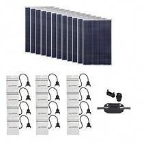 Grape Solar 3 180 Watt Expandable Poly Crystalline Pv Grid Tied Solar Power Kit Solarenergy Sola In 2020 Solar Panel Installation Solar Panel System Best Solar Panels