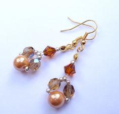 Elegant Earrings for Beginners!